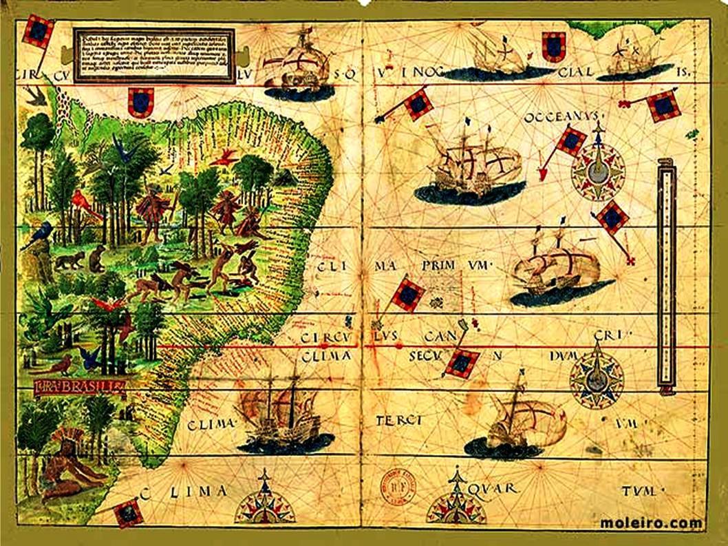 Origem Artesanato Brasil ~ História do Brasil